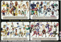 "Autographs:Others, ""Super Heroes of Sports"" Multi-Signed Lithograph After ..."