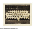 Autographs:Photos, 1941 New York Yankees Team Photograph Signed by Joe McCarthy