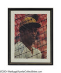 Autographs:Photos, Roberto Clemente Signed Sport Magazine Photograph The ...