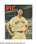 Autographs:Photos, Ted Williams - Joe DiMaggio - Mickey Mantle Autograph ... (5 items)