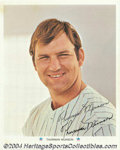 Autographs:Photos, Thurman Munson Signed Photograph Perhaps the finest signed ...