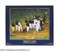 Autographs:Photos, New York Yankees 1999 Team Signed Photo A limited edition ...
