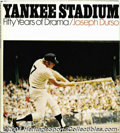 Autographs:Others, Yankee Stadium Sport-Stars Autographed Book Yankee Stadium ...