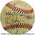 Autographs:Baseballs, Walter O'Malley Signed Baseball In December 1999, The ...