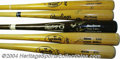 Autographs:Bats, New York Mets Signed Bat Collection (9). Mets fans and ... (9items)