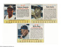 Baseball Cards:Lots, 1963 Post Baseball Complete Set with Collector's Album A ...