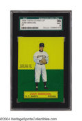 Baseball Cards:Singles (1960-1969), 1964 Topps Stand-Up Juan Marichal SP SGC Mint 96 Everyone ...