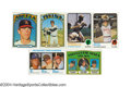 Baseball Cards:Sets, 1972-75 Topps Baseball Complete Set Run (4) Relive the ... (4 sets)