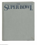 """Football Collectibles:Others, 1960's Green Bay Packers Multi-Signed """"Super Bowl"""" Book ..."""