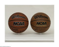 "Basketball Collectibles:Photos, 2004 N.C.A.A. ""March Madness"" Signed Memorabilia Collection"