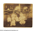 Baseball Collectibles:Photos, 1880's Frank Bancroft & His Team Cabinet Photograph Now we ...