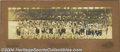 Baseball Collectibles:Photos, 1916 Chicago White Sox Team Panoramic Photograph Without a ...