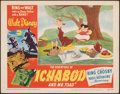 """Movie Posters:Animation, The Adventures of Ichabod and Mr. Toad (RKO, 1949). Very Fine-. Lobby Card (11"""" X 14""""). Animation.. ..."""