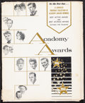 "Movie Posters:Academy Award Winners, Academy Awards Portfolio (International Sales Services, 1962). Very Fine. Art Prints (69) (8.25"" X 10.5"") with Original Port... (Total: 70 Items)"