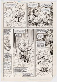 Curt Swan and Murphy Anderson DC Comics Presents #67 Story Page 7 Original art (DC, 1984)