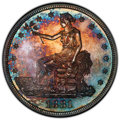 Proof Trade Dollars: , 1881 T$1 PR64 PCGS. PCGS Population: (106/48 and 1/2+). NGC Census: (87/66 and 2/0+). CDN: $2,800 Whsle. Bid for NGC/PCGS P...