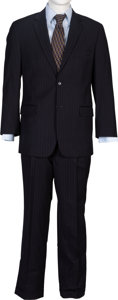 Movie/TV Memorabilia:Costumes, Steve Carell Screen Worn Suit from The Office....