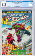 Bronze Age (1970-1979):Superhero, The Amazing Spider-Man #122 (Marvel, 1973) CGC NM- 9.2 Off-white to white pages....