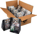 Baseball Cards:Unopened Packs/Display Boxes, 2007 Topps Triple Threads Baseball Unopened Box Lot of 9. ...