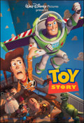 """Movie Posters:Animation, Toy Story & Other Lot (Buena Vista, 1995). Rolled, Very Fine. One Sheets (3) (27"""" X 40"""") DS. Animation.. ... (Total: 3 Items)"""