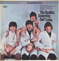 Music Memorabilia:Memorabilia, The Beatles Yesterday and Today First State Stereo Butcher Cover Slick Artwork....