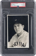 Baseball Collectibles:Photos, 1930's Bill Dickey Original Photograph Used for 1940 & '41 Play Ball Cards by George Burke, PSA/DNA Type 1. ...