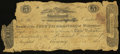 Obsoletes By State:Virginia, Romney, VA- Bank of the South Branch of Potomac $3 Nov. 15,1815 J-L BR160-20 About Good.. ...
