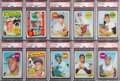 Baseball Cards:Sets, 1969 Topps Baseball High Grade Near Set (663/664). ...