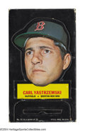 Baseball Cards:Other, 1967 Topps Stand-Ups Carl Yastrzemski #21 Among the rarest ...