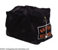 Baseball Collectibles:Others, 1970's Carl Yastrzemski Game Used Equipment Bag This heavy ...