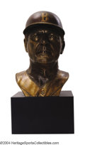 Baseball Cards:Other, Carl Yastrzemski Life-Sized Bronze Bust This magnificent ...