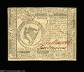Colonial Notes:Continental Congress Issues, Continental Currency November 29, 1775 $8 Choice New. ...