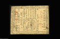Colonial Notes:Continental Congress Issues, Continental Currency February 17, 1776 $1/3 Very Fine-...