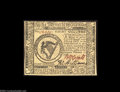 Colonial Notes:Continental Congress Issues, Continental Currency February 17, 1776 $8 Very Choice New. ...