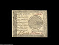 Colonial Notes:Continental Congress Issues, Continental Currency September 26, 1778 $60 Gem New. A ...
