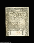 Colonial Notes:Connecticut, Connecticut June 19, 1776 9d Superb Gem New. A flawless ...