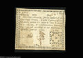 Colonial Notes:Georgia, Georgia June 8, 1777 $2/3 Very Fine-Extremely Fine. More ...