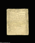 Colonial Notes:Massachusetts, Massachusetts August 18, 1775 2s Very Good-Fine. This rare ...