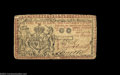 Colonial Notes:New Jersey, New Jersey April 10, 1759 L6 Very Fine. Tremendous grade ...