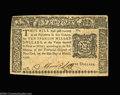 Colonial Notes:New York, New York March 5, 1776 $10 Extremely Fine. A well margined,...