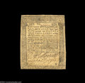 Colonial Notes:Pennsylvania, Pennsylvania May 1, 1760 15s Very Fine-Extremely Fine. ...