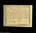 Colonial Notes:Rhode Island, Rhode Island July 2, 1780 $4 Superb Gem New. The margins ...