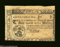 Colonial Notes:South Carolina, South Carolina December 23, 1776 $1 About New. A Remainder ...