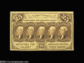Fractional Currency:First Issue, Fr. 1282 25c First Issue Choice New. The right face margin ...