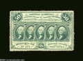 Fractional Currency:First Issue, Fr. 1310 50c First Issue Very Choice New. The back is ...