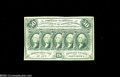 Fractional Currency:First Issue, Fr. 1313 50c First Issue Very Choice New. A beautiful ...