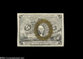 Fractional Currency:Second Issue, Fr. 1232 5c Second Issue Gem New. Though not perfectly ...