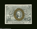 Fractional Currency:Second Issue, Fr. 1245 10c Second Issue Very Choice New. A perfect Gem ...