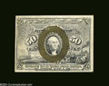 Fractional Currency:Second Issue, Fr. 1322 50c Second Issue Very Choice New. Bright and ...