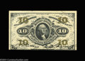 Fractional Currency:Third Issue, Fr. 1255 10c Third Issue Choice New. Very tight across the ...